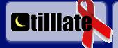 tilllate Logo mit Artefakt